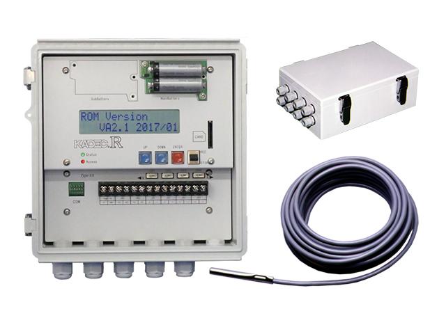 温度・湿度/抵抗・電圧